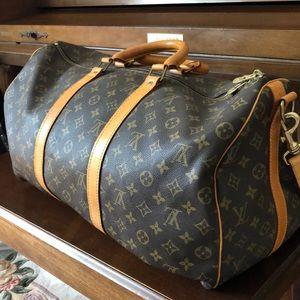 Louis Vuitton 50 duffle bag